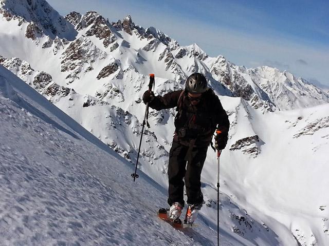 Esquí de montaña por la Alta Ruta Chamonix- Zermatt - Salidas guiadas - Guías de montaña