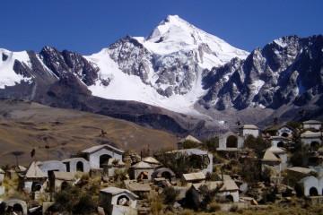 Expediciones alta montaña-Huayna Potosi