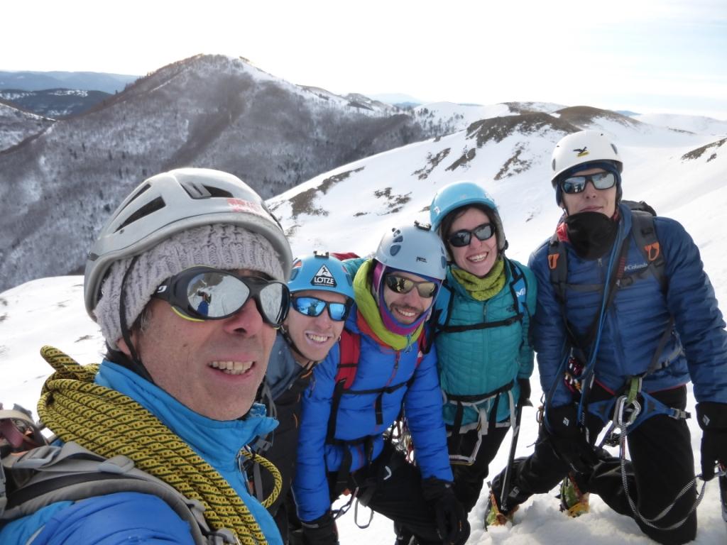 Ezkaurre-Pirineos-Curso alpinismo