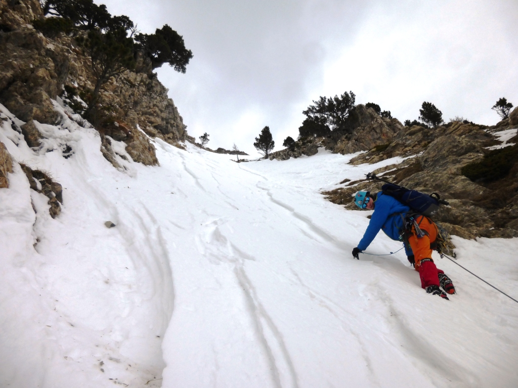 Txamantxoia-Corredor Este_Pirineo