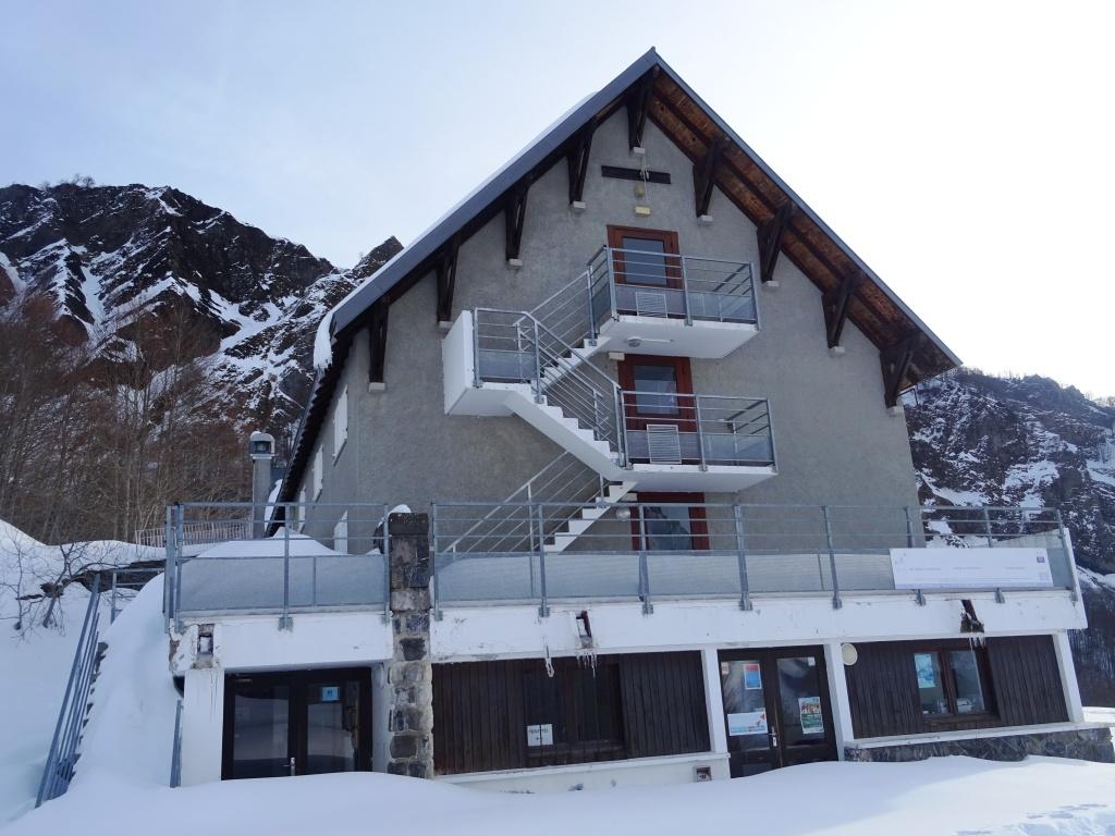 Curso alpinismo-Valle de Aspe-Lescun-Pirineos