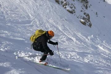 puesta punto,esqui de travesia: Alta Ruta de Zermatt