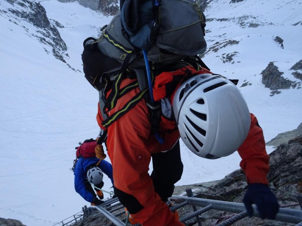 Alta ruta Chamonix-Zermatt