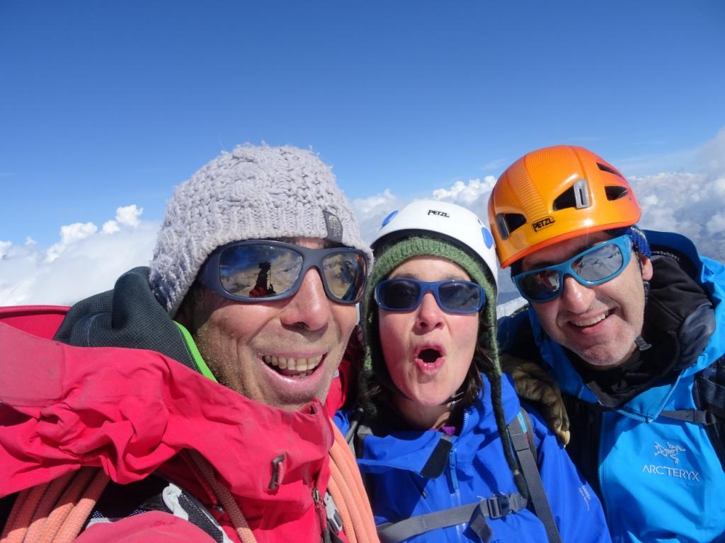 Alpes:Alta ruta Zermatt