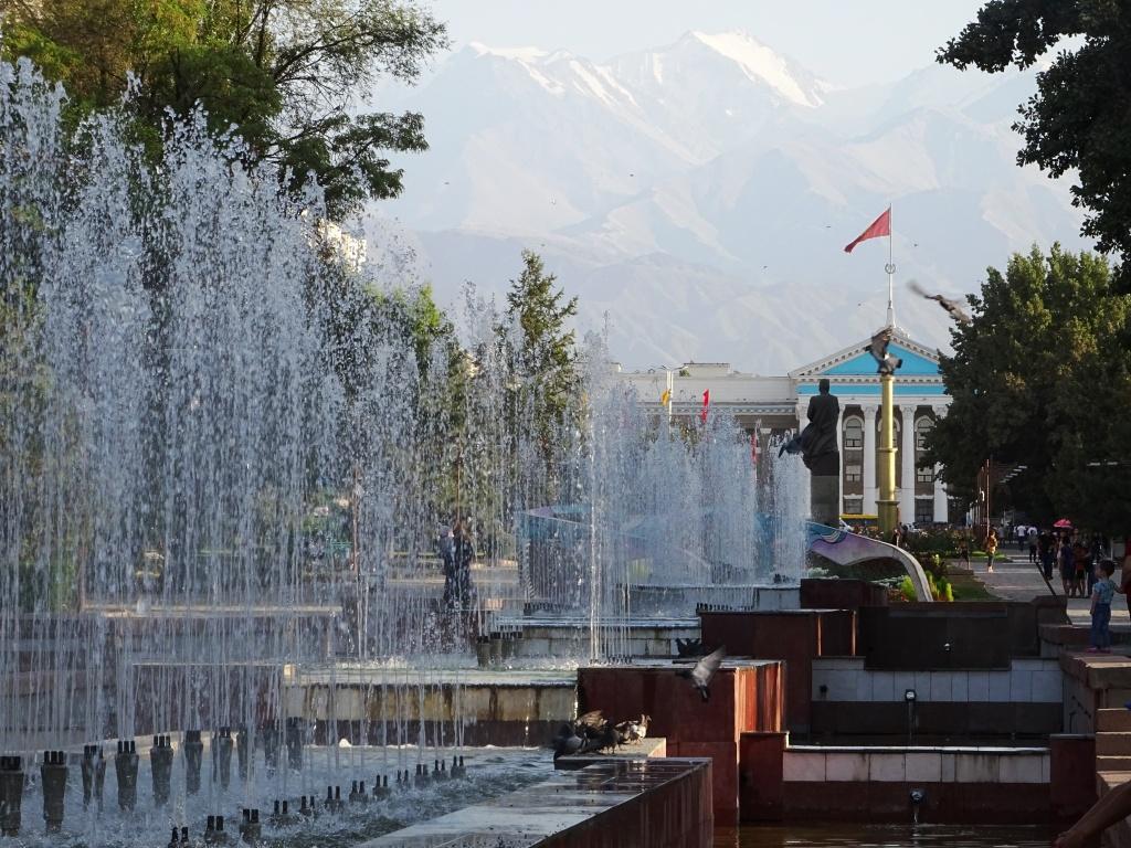 Expedicion Kyrgyzstan-Terskey Alatau