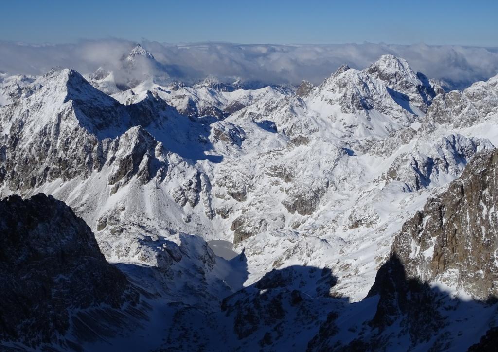 Pirineos: Balaitous (3144m)-Brecha Latour-Gran Diagonal