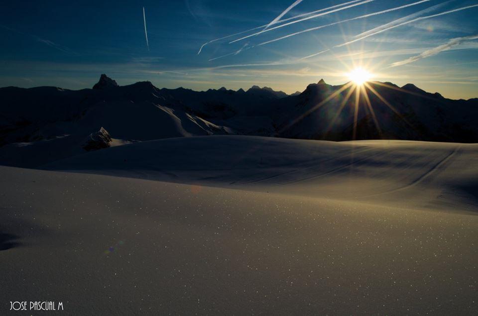 Pico Aspe-Candanchu-Valle de Aragon-Alpinismo en Pirineos