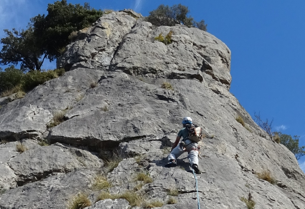 Arista de Jentilbaratza (260m,4ºC)-Ataun (Gipuzkoa)
