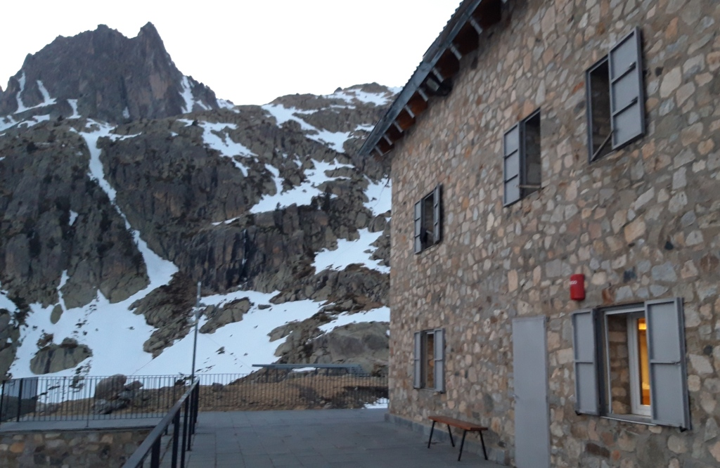 Esqui de travesia: Alta ruta Wallon-Panticosa-Oulettes de Gaube