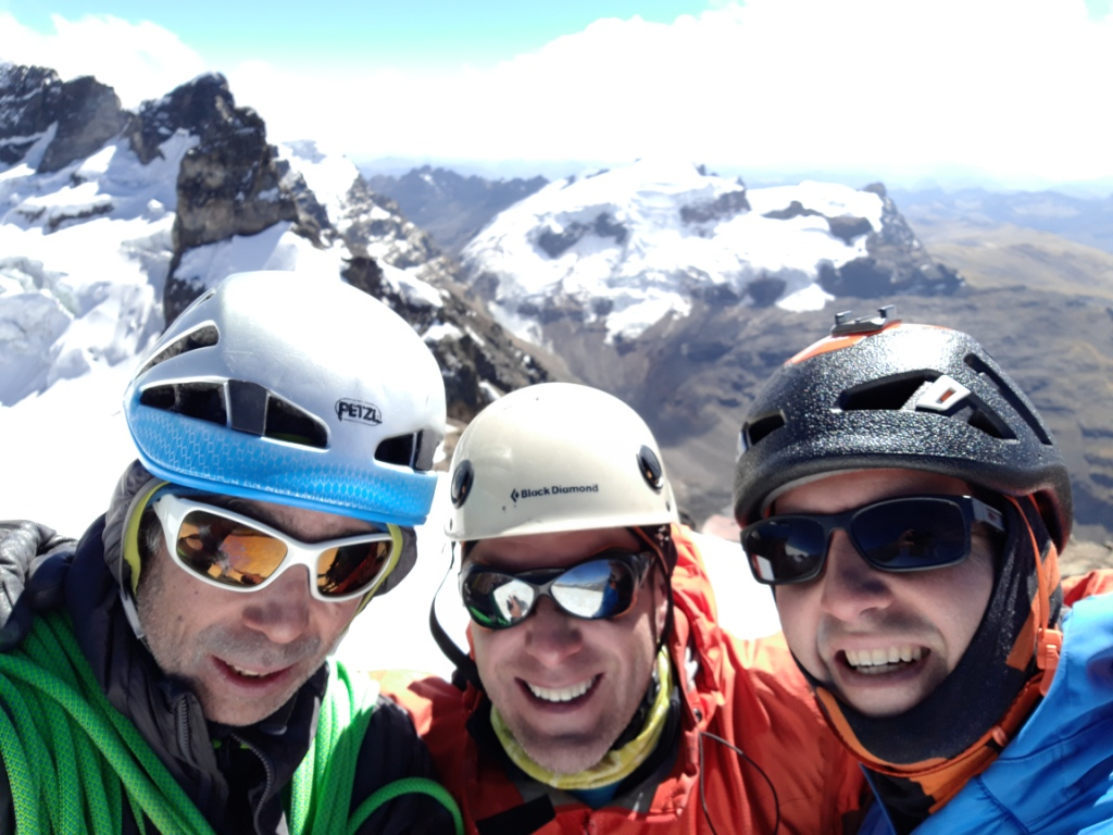 Expedicion Cordillera Blanca 2019: Alpamayo (5947 m)