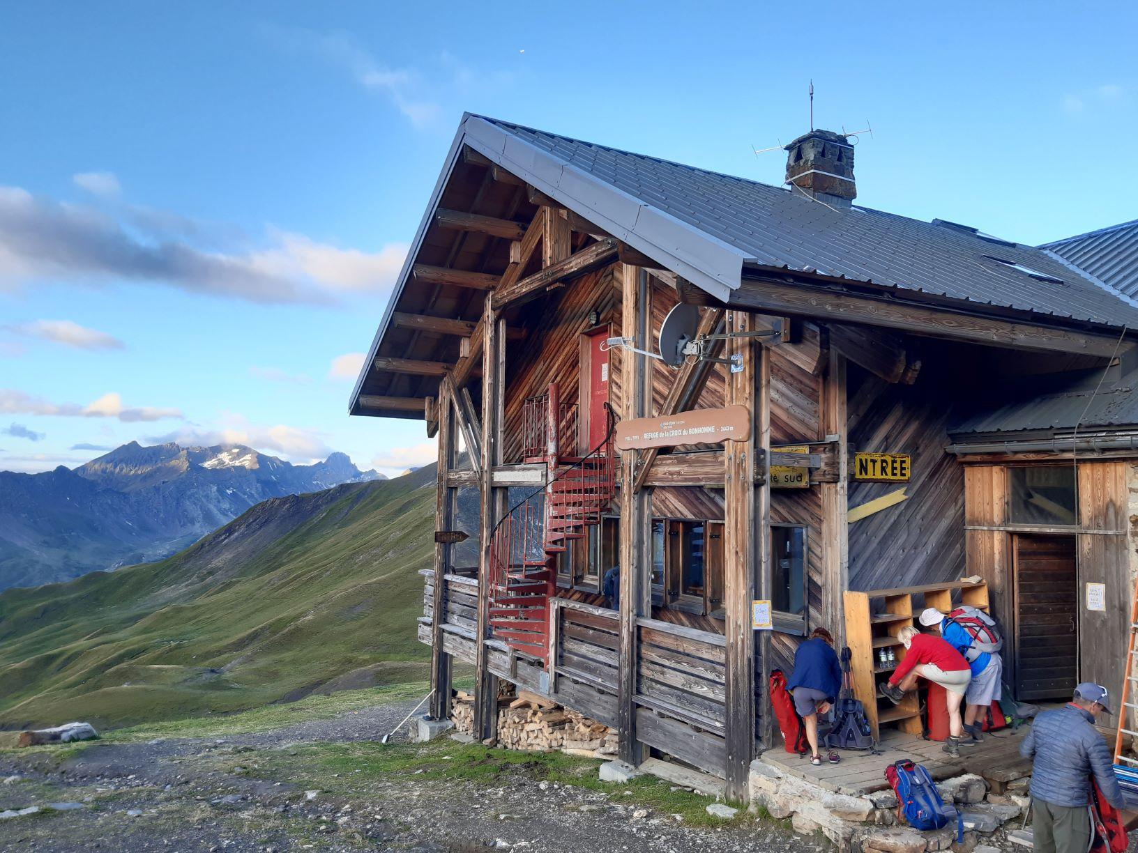 Treking en los Alpes:TMB-Tour del Mont Blanc