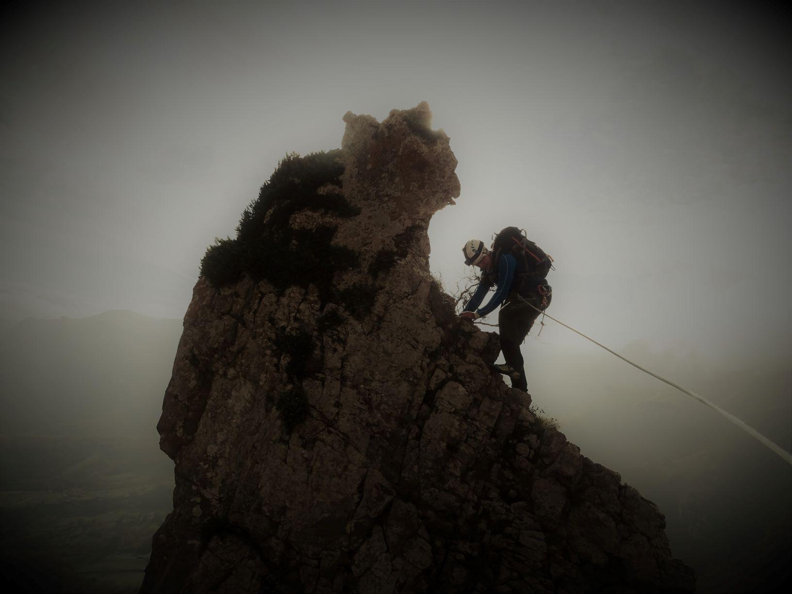 Balerdi-Arista Sur (AD/4º)-Sierra de Aralar-Valle de Araiz